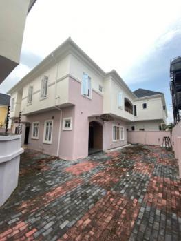 Tastefully Finished Spacious 5 Bedroom Fully Detached with Bq, Ikota Villa Estate, Lekki, Lagos, Detached Duplex for Sale