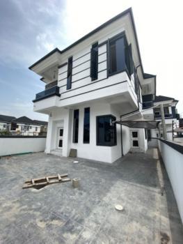 Tastefully Finished 4 Bedroom Fully Detached Duplex with Bq, Ikota Gra Estate, Lekki, Lagos, Detached Duplex for Rent