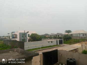 895 Sqms of Total Dry Land Partly Fenced with C of O, Developed Area, By Ogombo Road Abraham Adesanya, Lekki Phase 2, Lekki, Lagos, Residential Land for Sale