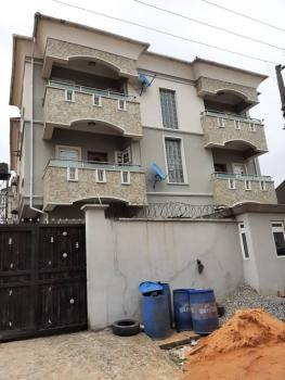 Relatively New 3 Bedroom Flat with All Rooms Ensuite, Josodath, Soluyi, Gbagada, Lagos, Flat for Rent