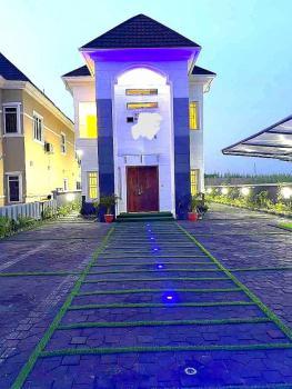 Luxury 4 Bedroom Detached Duplex with 2 Bedroom Mini Flat Attached, Lekki County Homes, Megamound Estate, Ikota, Lekki, Lagos, Detached Duplex for Sale