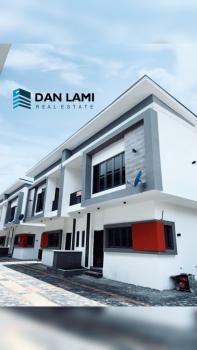 Luxury 4 Bedroom Semi Detached Duplex with a Bq, Ikota Villa Estate, Ikota, Lekki, Lagos, Semi-detached Duplex for Rent