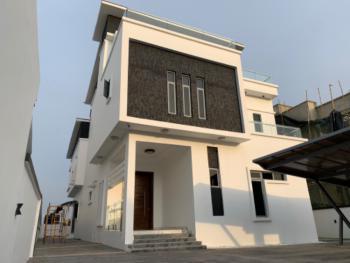 Luxury Brand New 4 Bedroom Detached House with Bq, Pinnock Beach Estate, Osapa, Lekki, Lagos, Detached Duplex for Sale