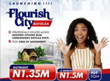 Estate Land, Flourish City Estate, Azikoro-otuoke Dual Carriageway, Yenagoa, Bayelsa, Mixed-use Land for Sale