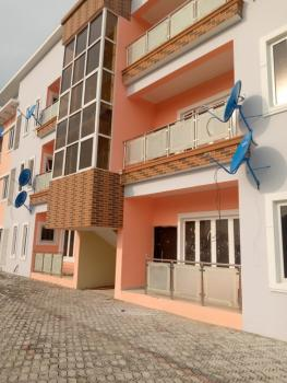 Newly Built 3 Bedroom Flat, Emerald Road, Ilaje, Ajah, Lagos, Flat for Rent
