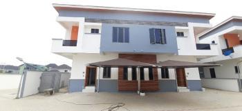 Magnificently Finished 4 Bedroom Semi Detached Duplex with Bq, Chevron Drive, Lekki, Lagos, Semi-detached Duplex for Rent