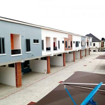 Newly Built 4 Bedroom, Chevron, Lekki, Lagos, Detached Duplex for Sale