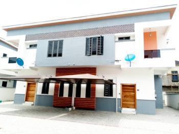 Newly Built 4 Bedroom, Chevron, Lekki, Lagos, Terraced Duplex for Sale