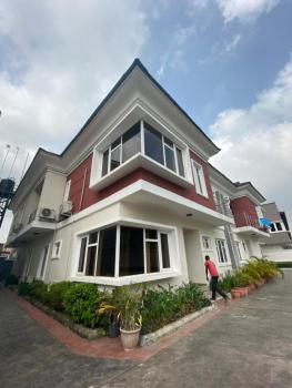 Newly Renovated 4 Bedroom Semi Detached Duplex with a Room Bq;, Osborne, Ikoyi, Lagos, Semi-detached Duplex for Rent