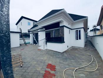 Brand New Spacious 3 Bedroom Bungalow Plus Bq, Before Shop Shop Rite, Sangotedo, Ajah, Lagos, Detached Bungalow for Sale