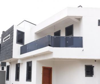 Beautiful 4 Bedroom Semi-detached Duplex, Lekki Phase 1, Lekki, Lagos, Semi-detached Duplex for Sale