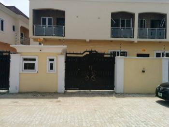 4 Bedroom Semi Detached Duplex with  Private Gate, Ikota Villa Estate, Lekki Phase 2, Lekki, Lagos, Semi-detached Duplex for Sale