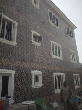 Newly Built 3 Bedroom Flat, Fatai Irawo Street, Ajao Estate, Isolo, Lagos, Flat for Rent