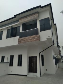 Brand New 4-bedroom Semi-detached House with Bq, Chevron Drive, Lekki, Lagos, Semi-detached Duplex for Sale