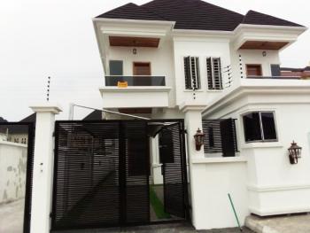 4 Bedroom Semi Detached Duplex with Bq, Oral Estate, Ikota, Lekki, Lagos, Semi-detached Duplex for Sale