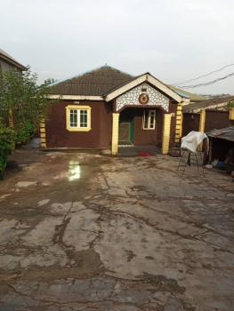 Tenement Bungalow with 2 Bedroom and a Self Contained, Alaso, Alagbado, Ifako-ijaiye, Lagos, Detached Bungalow for Sale