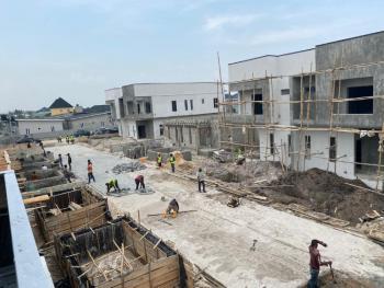 3 Bedroom Semi-detached Duplex with Bq, Lekki Scheme 2, Bogije, Ibeju Lekki, Lagos, Semi-detached Duplex for Sale