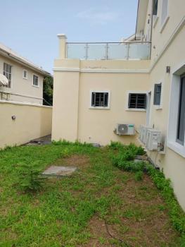 4 Bedroom Semi Detached with 2 Room Bq, Carlton Gate Estate Chevron, Osapa, Lekki, Lagos, Semi-detached Duplex for Rent