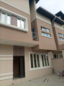 Brand New 4 Bedroom Semi Detached Duplex with Bq, Opposite Agungi, Ologolo, Lekki, Lagos, Semi-detached Duplex for Rent