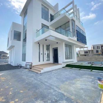 4 Bedroom Duplex with Bq and Swimming Pool, Pinnock Beach Estate, Osapa, Lekki, Lagos, Detached Duplex for Sale