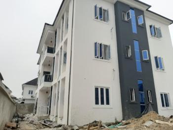 Newly  Built 3 Bedroom Service Flat, Osapa London, Osapa, Lekki, Lagos, Flat for Sale