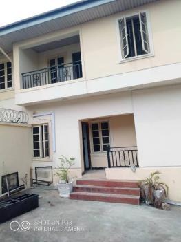 3 Bedroom Duplex, Anthony, Maryland, Lagos, Semi-detached Duplex for Rent