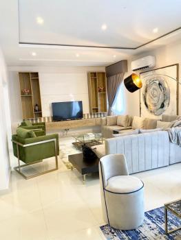 Luxury 4 Bedroom Duplex with Bq, Ikate, Lekki, Lagos, Semi-detached Duplex Short Let