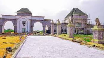 Central Park and Gardens Phase 2, Gwagwalada, Abuja, Mixed-use Land for Sale