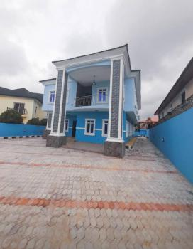 5 Bedroom Fully Detached Duplex with 2 Rooms Bq and Swimming Pool, Vgc, Lekki, Lagos, Detached Duplex for Sale