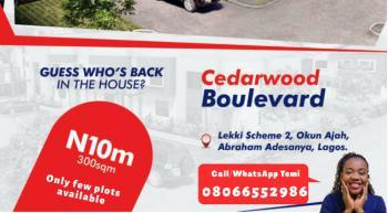 Cedarwood Boulevard Estate, Ogombo Road, Off Abraham Adesanya,, Okun-ajah, Ajah, Lagos, Mixed-use Land for Sale