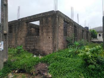 Well Built Uncompleted House, Isuti Egan, Igando, Alimosho, Lagos, Block of Flats for Sale