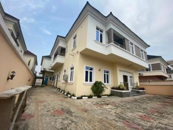 5 Bedroom Fully Detached Duplex with a Room Bq, Chevy View Estate, Lekki, Lagos, Detached Duplex for Sale