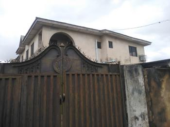 House Consisting of Four Numbers of Three Bedrooms Flat, Akesan, Alimosho, Lagos, Block of Flats for Sale