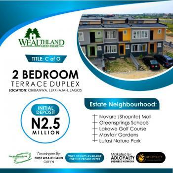 Flats, Oribanwa, Ibeju Lekki, Lagos, Flat for Sale