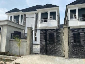 4 Bedrooms Semi Detached, After Vgc, Ikota, Lekki, Lagos, Semi-detached Duplex for Sale