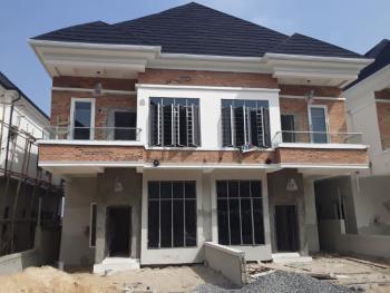 4 Bedrooms Semi Detached Duplex with Bq, Chervon Alternative, Lekki Phase 2, Lekki, Lagos, Semi-detached Duplex for Sale
