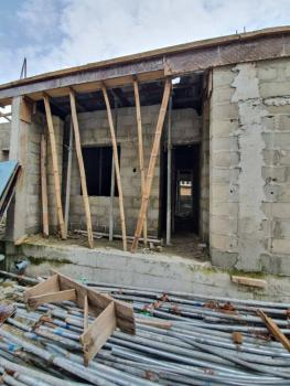 4 Bedroom Detached Duplex (decked), Alpha Beach Road, Igbo Efon, Lekki, Lagos, Detached Duplex for Sale