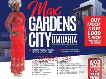 Dry Lands, Buy 3 Plots Get 1 Free, Ikputu Nsulu, Isiala Ngwa North Lga, Umuahia, Abia, Mixed-use Land for Sale