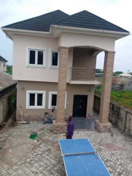 Beautiful Four Bedroom Duplex, Upstairs, Oluwa Town, Abijo, Lekki, Lagos, Detached Duplex for Sale