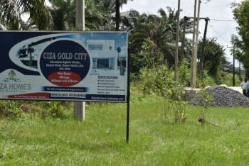 100% Dry and Affordable Land Facing The Express, Umuopkaa Egbelu Obube Airport Road, Owerri North L.g.a, Owerri, Imo, Mixed-use Land for Sale