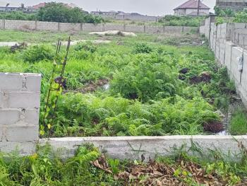 Two Plots of Corner Piece Land., Salem, Off Orchid Road, Second Toll Gate, Chevron, Lekki, Lagos, Residential Land for Sale