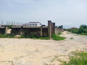 1206 Square Metre Fully Fenced Corner Piece of Land, Atlantic View Estate, Ikate Elegushi, Lekki, Lagos, Mixed-use Land for Sale