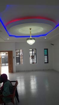Luxury 4 Bedrooms Duplex with World Class Facilities, Adefashomi Street, Ologolo, Lekki, Lagos, Semi-detached Duplex for Rent