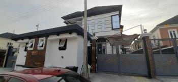 Magnificently Finished 4 Bedroom Semi Detached Duplex with Bq, Lekky County Homes, Ikota, Lekki, Lagos, Semi-detached Duplex for Rent