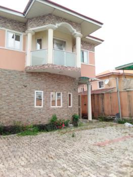 Four Bedroom Fully Detached with Two Room Bq, No I Tourism Road Off Alpha Beach Road Before Chevron Round About, Igbo Efon, Lekki, Lagos, Detached Duplex for Rent