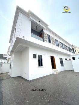 Luxury 4 Bedroom Semi Detached Duplex with Bq, Chevron Drive, Lekki Phase 2, Lekki, Lagos, Semi-detached Duplex for Sale