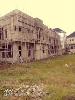 an Uncompleted 5 Bedroom House, Orchid Road, Ikota, Lekki, Lagos, Detached Duplex for Sale