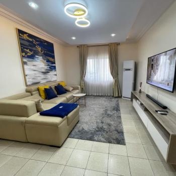 Luxurious 2 Bedroom Apartment with Fully Fitted Kitchen, Primewater Gardens Estate, Lekki Phase 1, Lekki, Lagos, Flat / Apartment Short Let