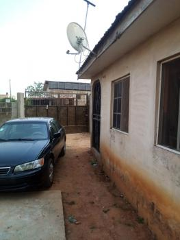 2 Bedroom Flat with a Store in a Gated and Fenced Compound, Mowe Town, Ogun, Detached Bungalow for Sale