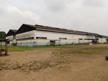 Massive 35,000sqft Warehouse Space for Storage, Church, Factory, Etc, Ikotun, Lagos, Warehouse for Rent